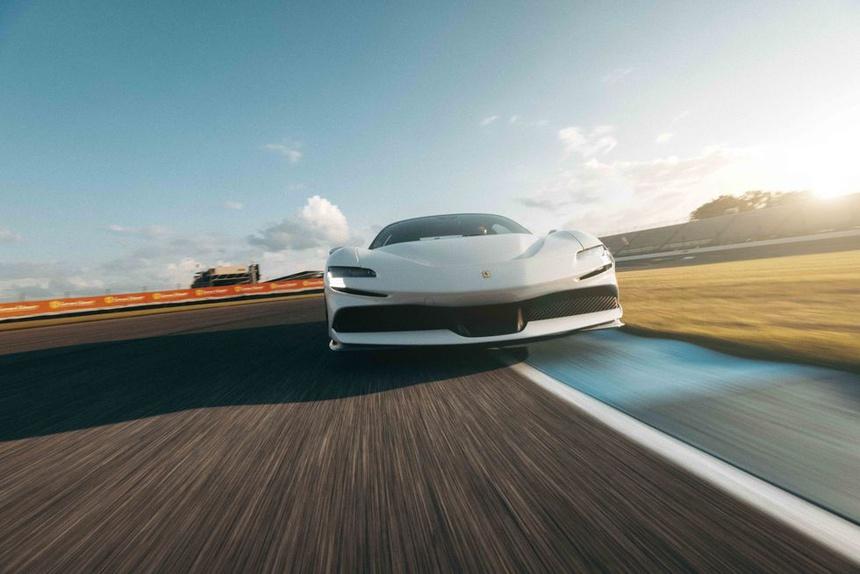 Ferrari SF90 Stradale lập kỷ lục tăng tốc 0-100 km/h trong 2 giây - ảnh 4