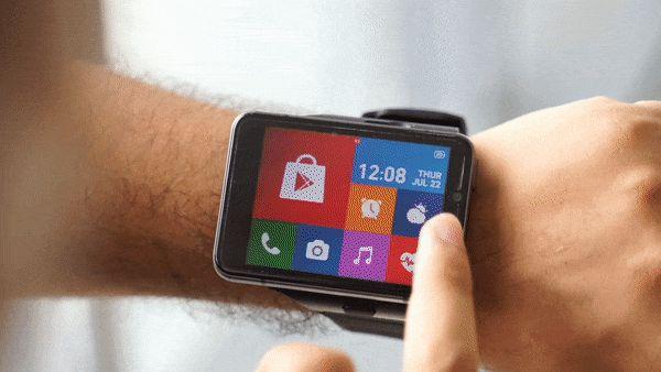 """Trên tay Lokmat Appllp Max: Smartwatch """"siêu to khổng lồ"""" chạy Android, có 4G, cấu hình """"ngon"""", đánh game phà phà - ảnh 13"""