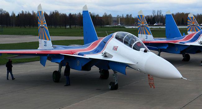 Vì sao NATO căm ghét phi đội máy bay chiến đấu hạng nặng Su-27? - ảnh 6