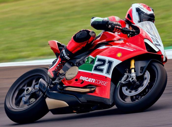 Cận cảnh Ducati Panigale V2 phiên bản đặc biệt - ảnh 15