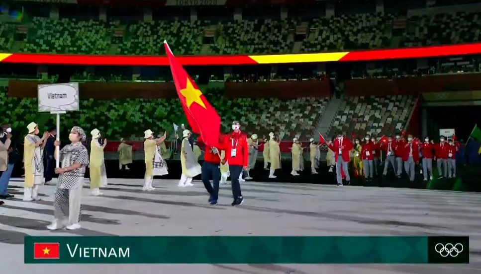 Khai mạc kỳ Olympic đặc biệt - ảnh 2