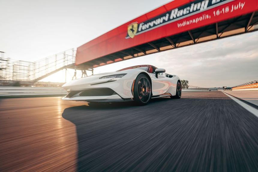 Ferrari SF90 Stradale lập kỷ lục tăng tốc 0-100 km/h trong 2 giây - ảnh 6