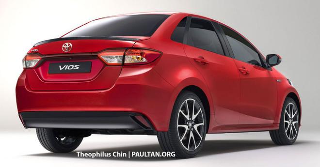 Xem trước Toyota Vios thế hệ mới: Lấy cảm hứng từ Prius, nội thất nhìn qua đã thấy mê - ảnh 4