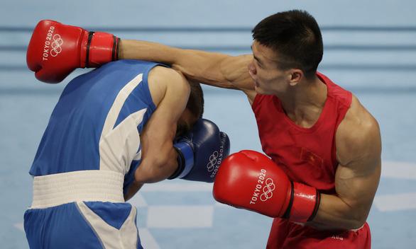 Thể thao Việt Nam tại Olympic Tokyo: Nguyễn Văn Đương thắng trận, Kim Tuyền lỡ trận tranh HCĐ - ảnh 3