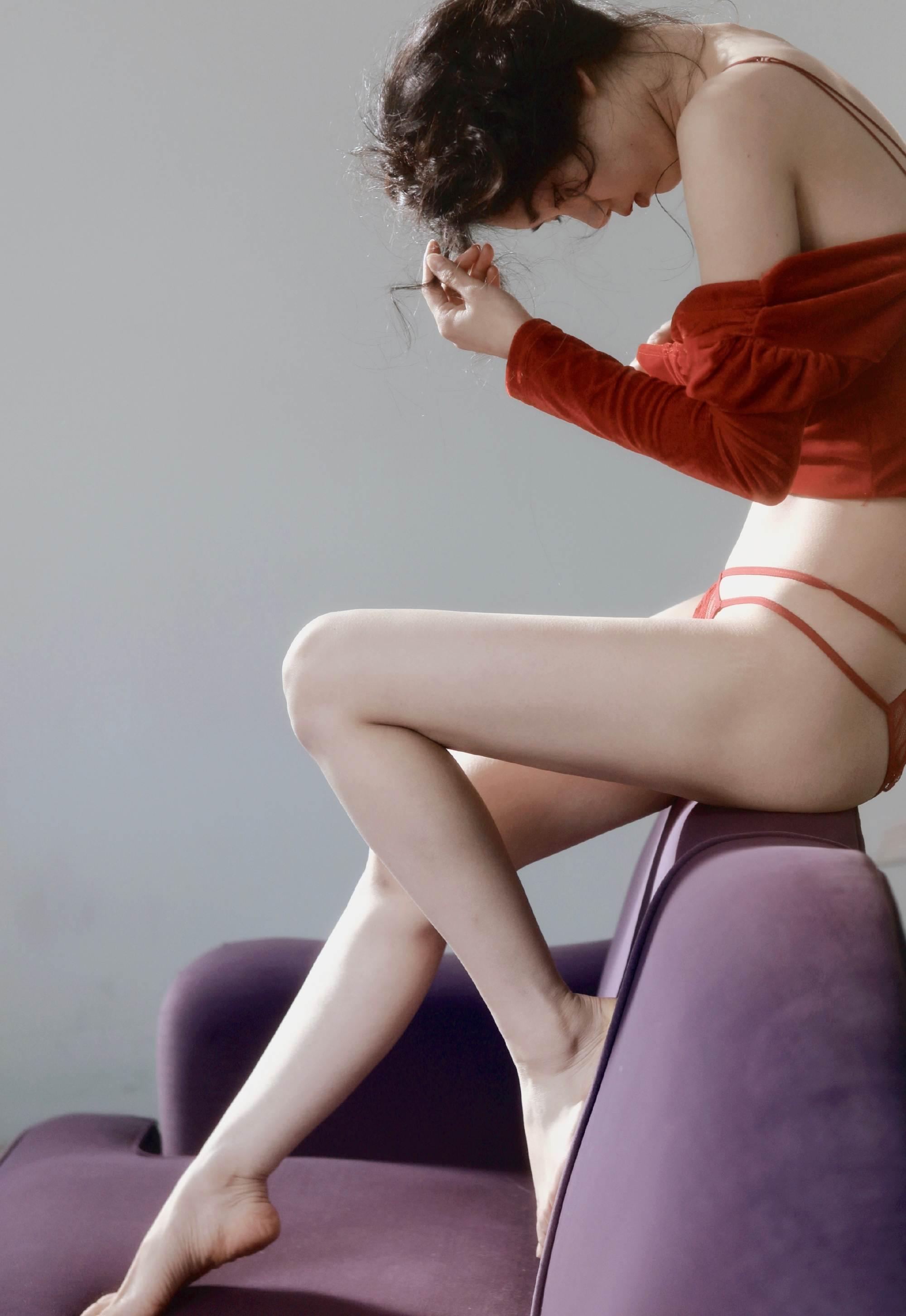 Phía sau hậu trường những bộ ảnh thời trang mãn nhãn của giới trẻ Trung Quốc - ảnh 7