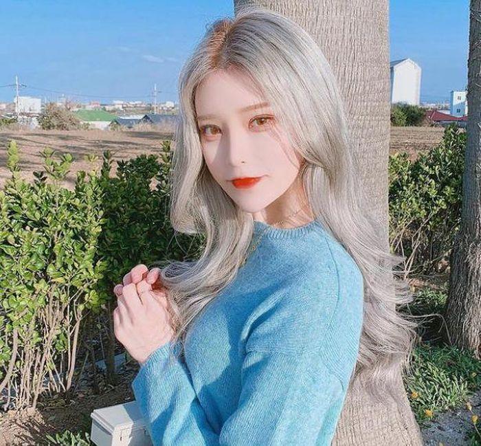 Hot girl xứ Hàn hút triệu follow nhờ đôi chân dài miên man - ảnh 19