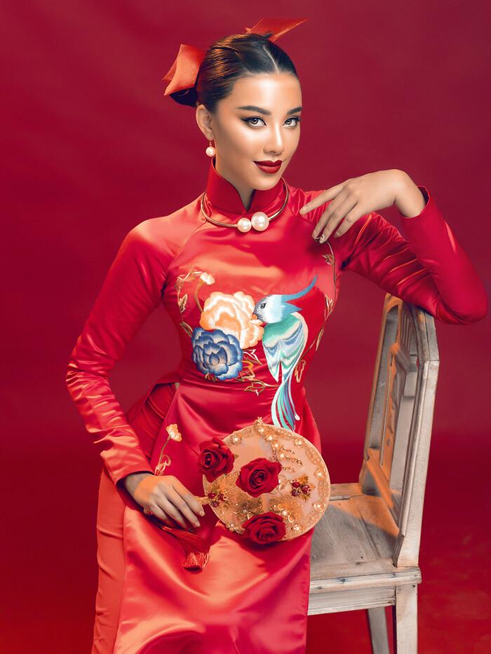 National Costume của Kim Duyên gửi tới Miss Universe mang đậm văn hóa miền Tây: Cầu kì hơn cả Kén Em - ảnh 5