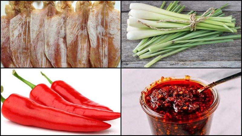 2 cách làm mực khô xào chua ngọt và xào me dễ ăn dễ nghiện đơn giản - ảnh 23
