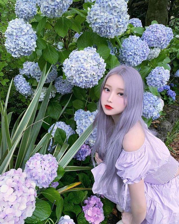 Hot girl xứ Hàn hút triệu follow nhờ đôi chân dài miên man - ảnh 21