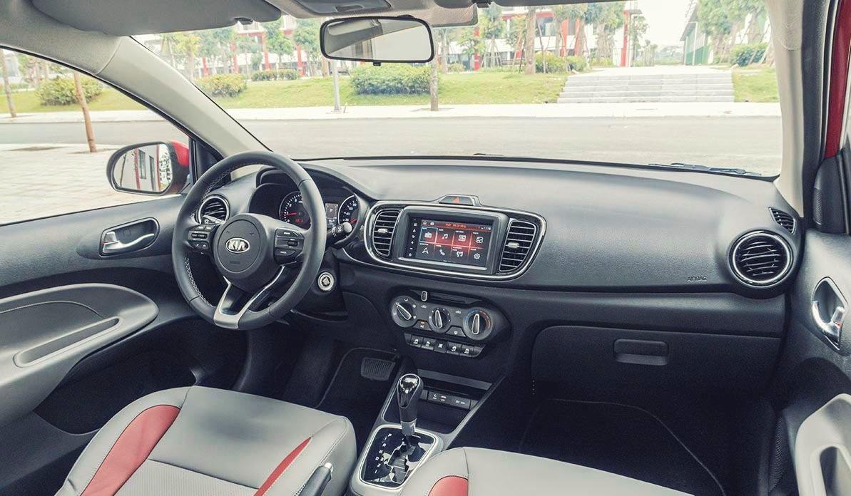 Mới chạy 2.500 km, Kia Soluto Luxury bán lỗ ngỡ ngàng - ảnh 2