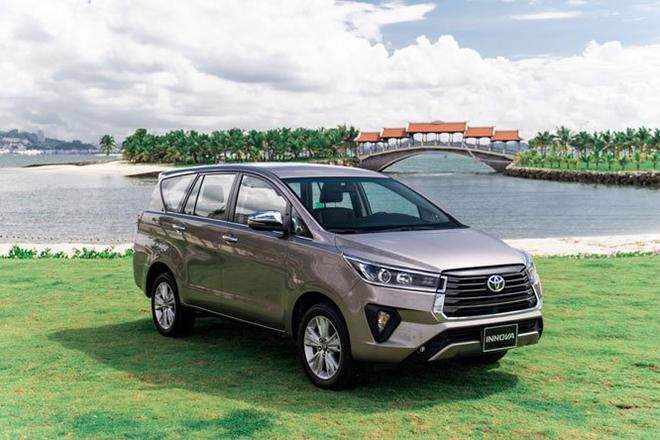 Giá xe Toyota Innova lăn bánh tháng 7/2021 - ảnh 4