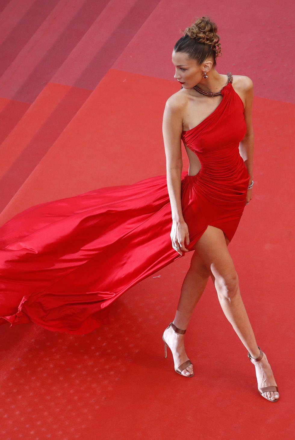 Trang phục cũ tràn ngập các sự kiện thảm đỏ lớn - ảnh 3