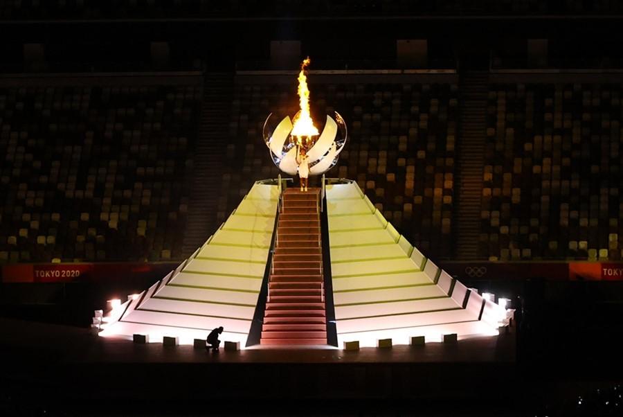Khai mạc kỳ Olympic đặc biệt - ảnh 3