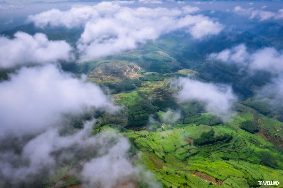 Gành Đá Đĩa Phú Yên tuyệt đẹp qua lăng kính vlogger Bùi Tiên Phong - ảnh 16