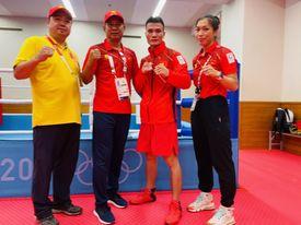 Thể thao Việt Nam tại Olympic Tokyo: Nguyễn Văn Đương thắng trận, Kim Tuyền lỡ trận tranh HCĐ - ảnh 2