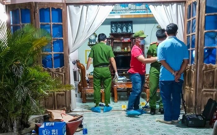 Khởi tố thiếu niên 15 tuổi sát hại Hiệu trưởng tại nhà riêng ở Quảng Nam - ảnh 2
