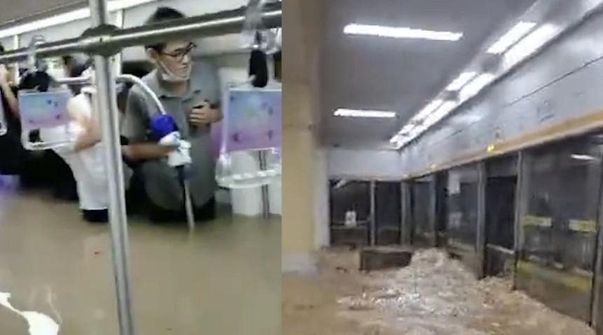 Khung cảnh thành phố iPhone chìm trong biển nước - ảnh 9