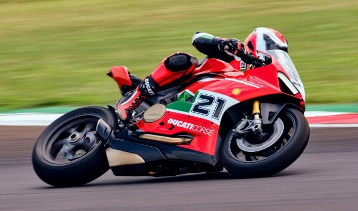 Cận cảnh Ducati Panigale V2 phiên bản đặc biệt - ảnh 17