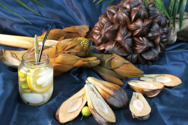 Những món ăn đơn giản hấp dẫn từ dừa - ảnh 5