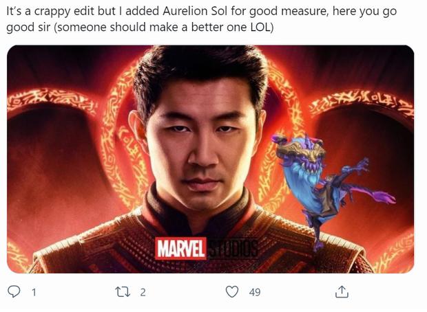 """Nam diễn viên đóng vai siêu anh hùng võ thuật Shang-Chi hóa ra cũng là """"fan cứng"""" của Liên Minh Huyền Thoại - ảnh 5"""