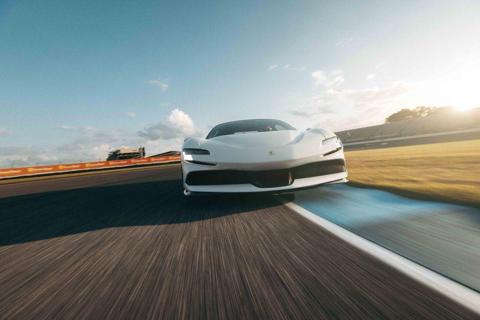 Ferrari SF90 Stradale lập kỷ lục tăng tốc 0-100 km/h trong 2 giây - ảnh 3