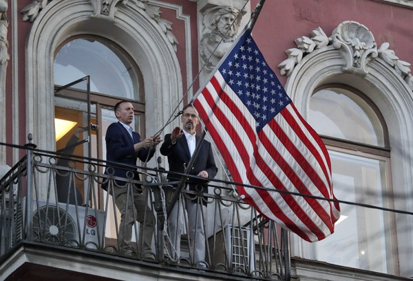 [ẢNH] Ba sai lầm của Mỹ khiến ông Putin liên tục giành chiến thắng - ảnh 9