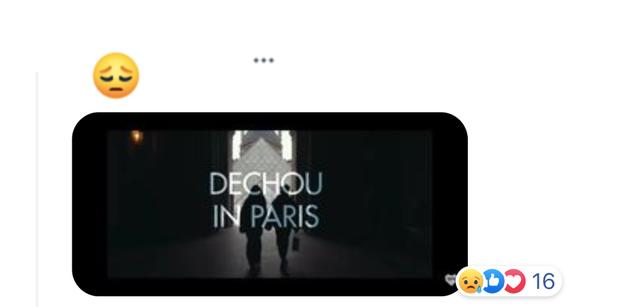 Châu Bùi bỗng nhớ kỷ niệm ở Paris và ổ khoá tình yêu, dân tình gọi tên Decao giữa ồn ào ''bồ cũ rapper số 1 lộ ảnh nóng'' - ảnh 3