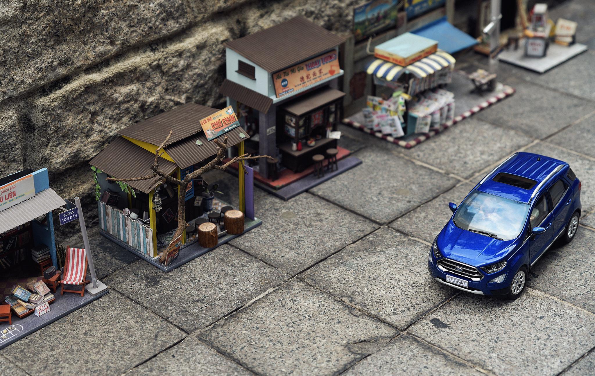 Cơ hội sở hữu SUV đô thị Ford EcoSport chỉ từ 553 triệu đồng - ảnh 10