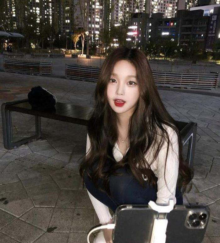 Hot girl xứ Hàn hút triệu follow nhờ đôi chân dài miên man - ảnh 11