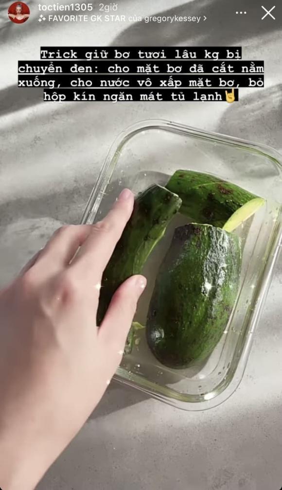 Học ngay mẹo bảo quản đồ ăn của Tóc Tiên để giữ thực phẩm lâu hơn vào mùa dịch - ảnh 9