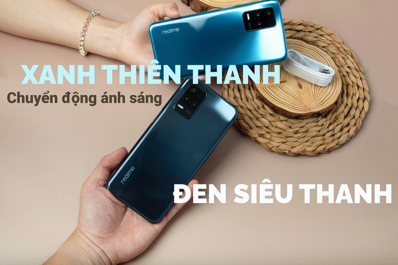 Trên tay chiếc điện thoại 5G hot nhất của realme: Xem phim cả ngày, cày game lướt web siêu nhanh, siêu khỏe! - ảnh 4