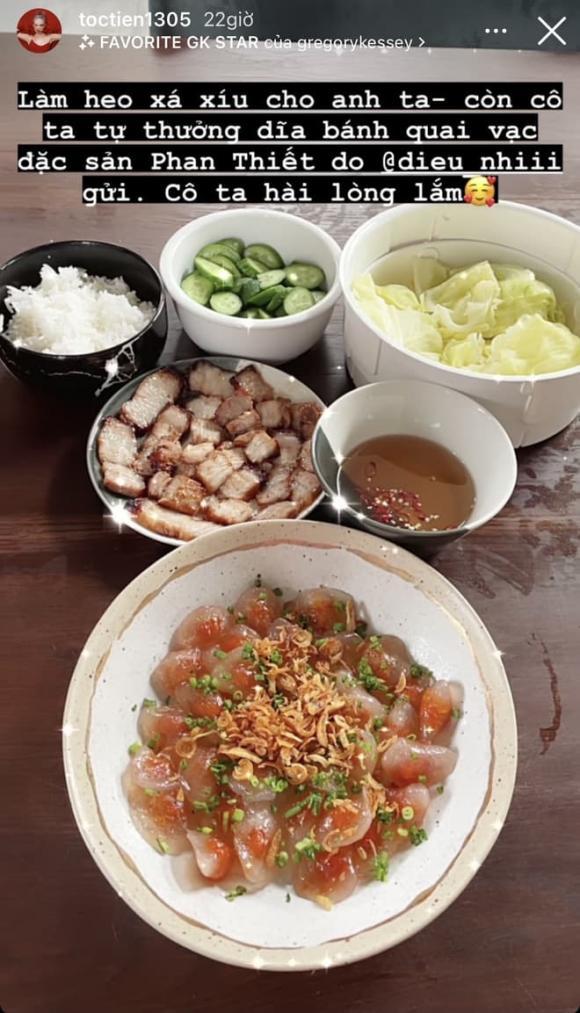 Học ngay mẹo bảo quản đồ ăn của Tóc Tiên để giữ thực phẩm lâu hơn vào mùa dịch - ảnh 2