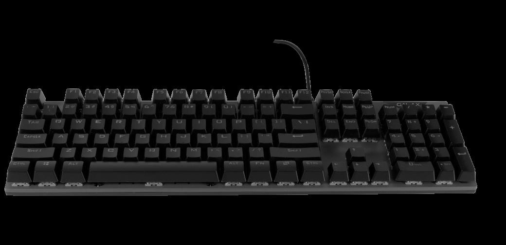Galax Stealth STL-03 – Tân binh trong làng bàn phím game - ảnh 2