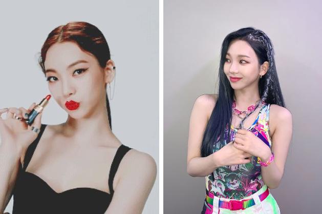Sana – Jennie – Irene: Ba mỹ nhân có rãnh lưng sâu siêu gợi cảm - ảnh 9