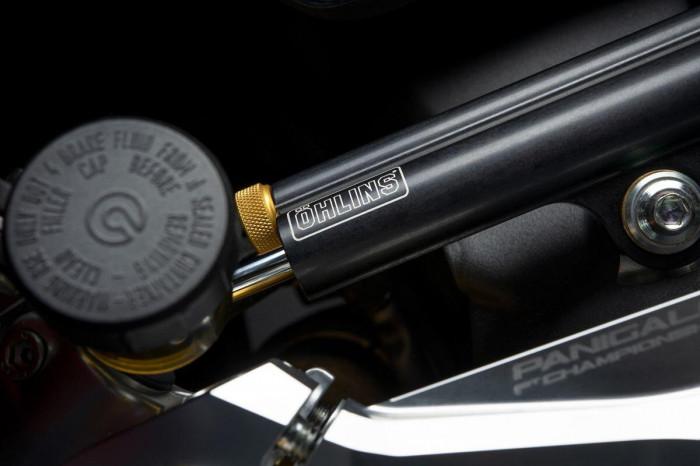Cận cảnh Ducati Panigale V2 phiên bản đặc biệt - ảnh 13