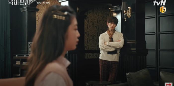 Cứ ngỡ chị đại Kim Min Jung nhưng đây mới là ''nóc nhà'' khiến Ji Sung sợ xanh mặt trong ''The Devil Judge'' - ảnh 8