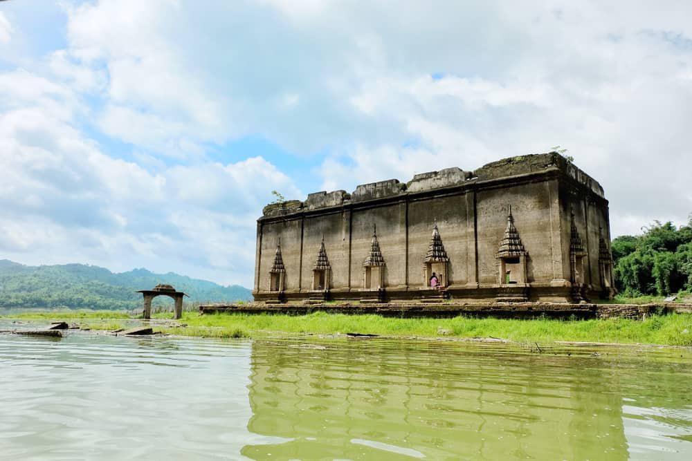 6 công trình ngập nước đẹp nhất thế giới, chỉ nhìn thôi cũng đã thấy được giải nhiệt vô cùng - ảnh 2
