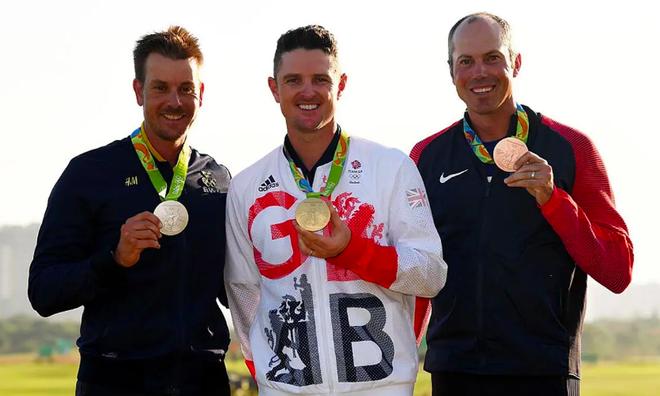 Toàn cảnh môn golf tại Olympic Tokyo 2020 trước giờ thi đấu - ảnh 4