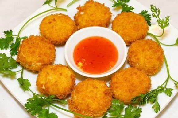 Hướng dẫn cách làm đậu hũ trứng chiên xù thơm ngon đơn giản tại nhà - ảnh 6