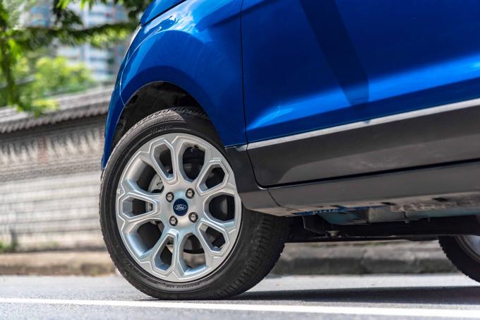 Cơ hội sở hữu SUV đô thị Ford EcoSport chỉ từ 553 triệu đồng - ảnh 2