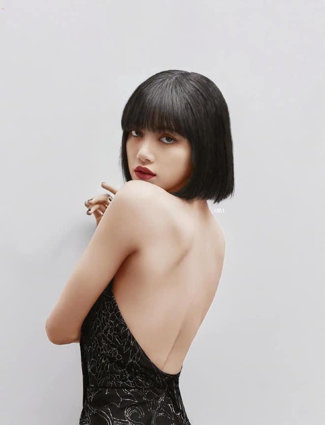 Idol Kbiz so kè cực gắt khi diện đồ hở lưng: Jisoo kín nhất BLACKPINK, Irene – Yoona cạnh tranh ngôi nữ hoàng - ảnh 5