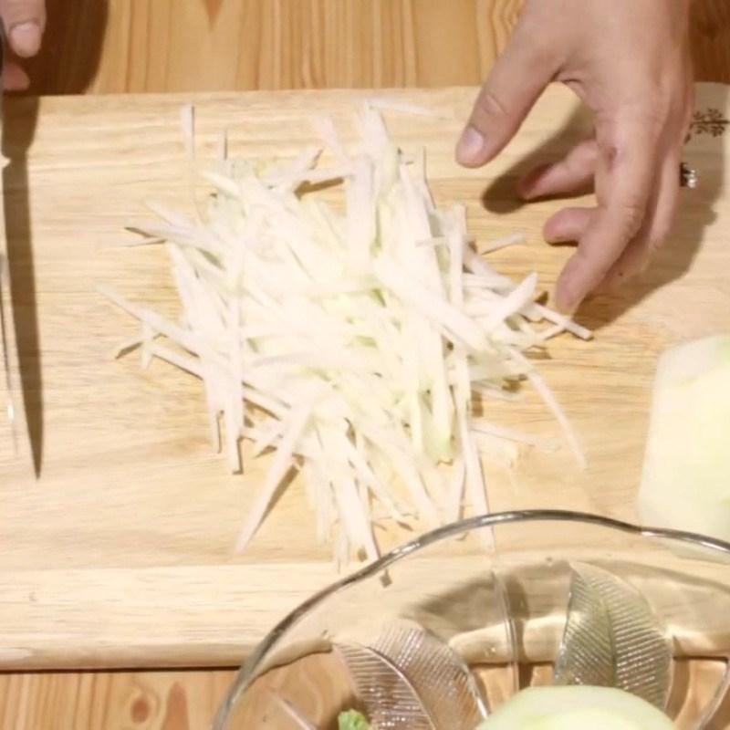Cách làm su hào xào bò đơn giản dễ làm dễ ăn ai cũng mê - ảnh 17