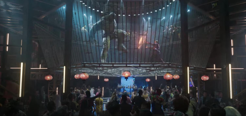 """Nam diễn viên đóng vai siêu anh hùng võ thuật Shang-Chi hóa ra cũng là """"fan cứng"""" của Liên Minh Huyền Thoại - ảnh 10"""