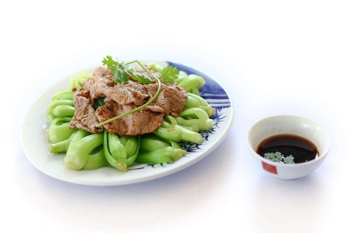 Cách làm cải thìa xào thịt bò thơm ngon lạ miệng hấp dẫn ăn hoài không ngán - ảnh 17