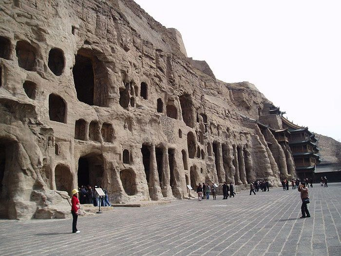 Hang đá Vân Cương, hang động hàng ngàn năm tuổi lưu giữ hơn 50.000 tượng Phật của Trung Quốc - ảnh 7