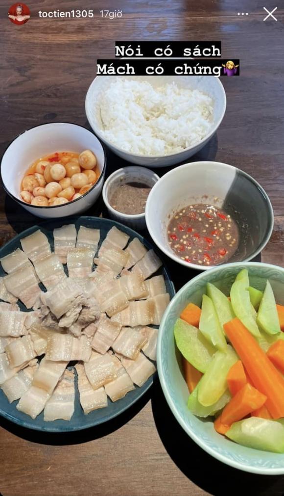 Học ngay mẹo bảo quản đồ ăn của Tóc Tiên để giữ thực phẩm lâu hơn vào mùa dịch - ảnh 3