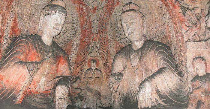 Hang đá Vân Cương, hang động hàng ngàn năm tuổi lưu giữ hơn 50.000 tượng Phật của Trung Quốc - ảnh 10