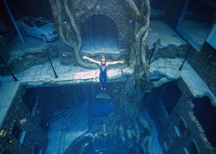 Bể bơi sâu nhất thế giới - ảnh 3