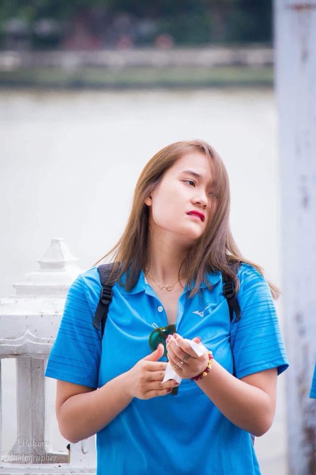 """Chuyền hai xinh đẹp Nguyễn Linh Chi thừa nhận… """"ế"""" dài hạn - ảnh 14"""