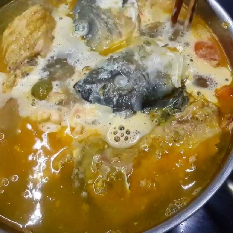 Cách làm măng xào cà chua đậm đà, hao cơm, cực đơn giản - ảnh 17